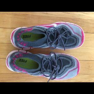 Runnig Nike Free